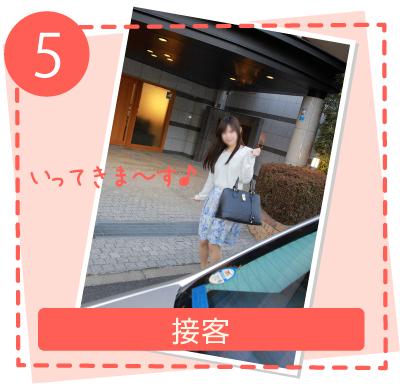 【5】接客